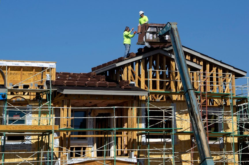 New Construction in California falls woefully short of meeting housing needs