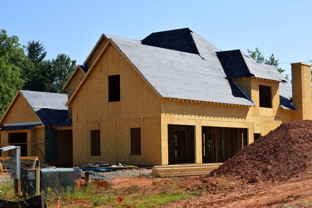 https://www.dreamstime.com/new-home-construction-exterior-homes-under-real-estate-development-public-domain-image-free-82976152